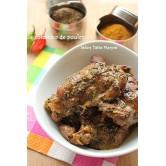 Tutoriel // Réaliser le colombo de poulet selon tatie Maryse