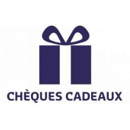 Chèque Cadeau personnalisable