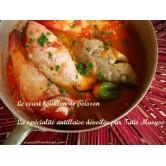 Le court-bouillon de poisson en vidéo