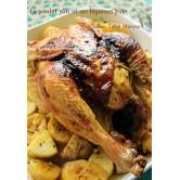 Tutoriel // Réaliser un poulet au four délicieux comme tout