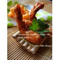 Tutoriel // Préparer des crevettes panées au Colibri Chiz