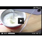 Tutoriel // Technique pour monter une crème fouettée